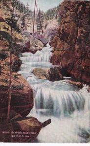 Colorado Colorado Springs Beaver Creek Falls