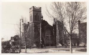 RP: REGINA , Saskatchewan, Canada, 10-30s ; Knox Church