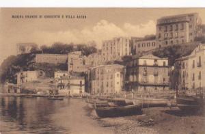 Marina Grande Di Sorrento E Villa Astor, Sorrento (Campania), Italy, 1900-1910s