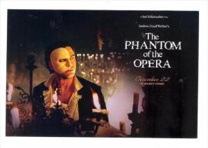ADV: Phantom of the OPERA , movie, Andrew Lloyd Webber, 2002 #11