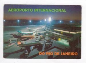 VASP Jet Airplanes at Aeroporto Internacional, Do Rio De Janeiro, Brazil, 60-...