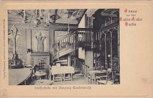 Gruss aus der Kaiser-Keller , Berlin , Germany , 00-10s