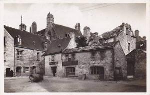 RP, La Place Au Beurre De Pot, Quimper (Finistere), France, 1920-1940s