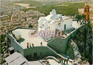 Postcard Modern Athens Lykabettos St. George