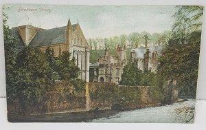 Brinkburn Priory UK Vintage Postcard