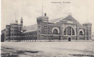 TORONTO , Ontario , Canada , 00-10s ; The Armouries , V-2