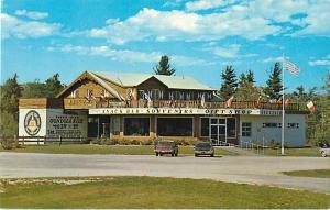 Gondola Base & Gift Shop Mt. Whittier West Ossipee NH