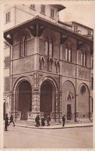 Italy Firenze Loggia del Bigallo