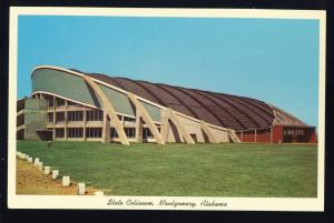 Montgomery, Alabama/AL Postcard, State Coliseum, 1960's?