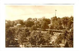 RP: The Sun walk, valley Gardens, HARROGATE , England, 20-40s