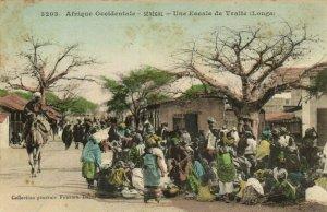 CPA AK Sénégal Afrique 3203. Dakar - Fortier - Une Escale de Traite (70471)