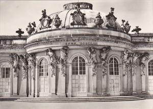 Germany Potsdam Sanssouci Mittelbau