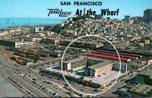 California San Francisco TraveLodge At The Wharf