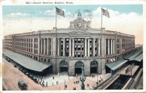 USA - South Station Boston - 01.74