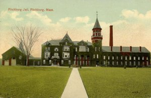 MA - Fitchburg. Fitchburg Jail