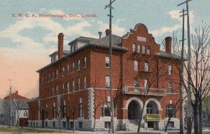 PETERBOROUGH, Ontario, Canada, 1900-10s; Y.W.C.A. Building