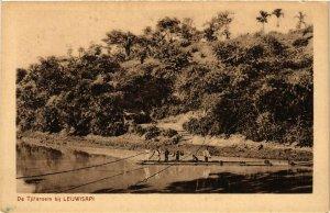 CPA INDONESIA De Tjitaroem bij Leuwisapi (341362)