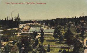 Point Defiance Park, Tacoma, Washington, 1900-1910s
