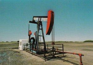 PEACE RIVER , Alberta , 1950-60s ; Oil Pump