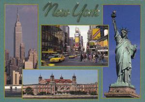 Multi View Greetings From New York City