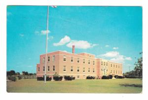 Cape May Court House NJ Burdette Tomlin Memorial Hospital Vintage Postcard