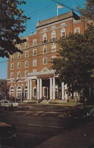The Charlottetown Hotel, Charlottetown, Prince Edward Island, Canada, 1940-1960s