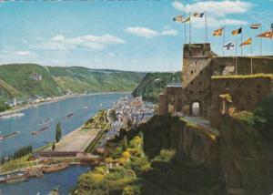 Germany St Goar am Rhein Festung Rheinfels