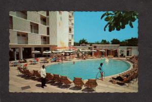 The Casa Montego Pool View Montego Bay Jamaica Postcard Carte Postale