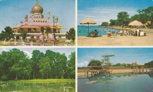 Multi-View, Beach Shore, Lake, Swamp, INDONESIA, 40-60's