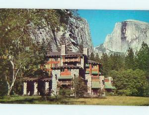 Unused Pre-1980 AHWAHNEE HOTEL Yosemite National Park California CA r8972-26