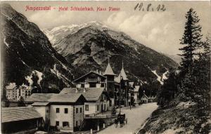 CPA Ampezzotal Hotel Schluderbach . ITALY (544547)