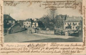 Czech Republic Pozdrav z Jaroméré 02.36