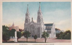 Canada Ste Anne De Beaupre The New Church