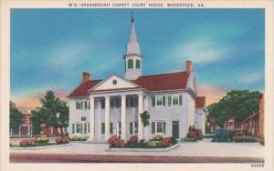 Ahenandoah County Court House Woodstock Virgina