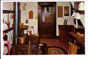 Kitchen, Lincoln's Home, Interior, Springfield, Illinois, Photo Penrod Studio