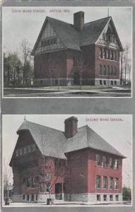 Wisconsin Antego Ward Schools