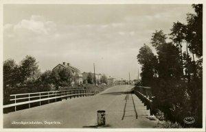 sweden, DEGERFORS, Järnvägsviadukten (1950s) Postcard