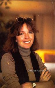 Diane Keaton Movie Star Actor Actress Film Star Unused