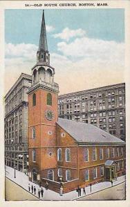 Old South Church, Boston, Massachusetts, 10-20s