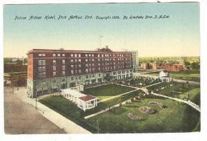 Air view,Prince Arthur Hotel,Port Arthur,Ontario,Canada, 00-10s
