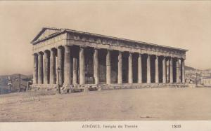 RP, Temple De Thesee, Athenes, Greece, 1920-1940s