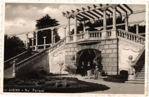 CPA Aveiro- No Parque, PORTUGAL (760763)