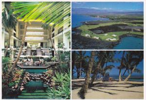 Hawaii Kohala Coast Mauna Lani Bay Hotel and Gold Course