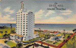 Sea Isle Hotel Club Cabana Miami Beach FL