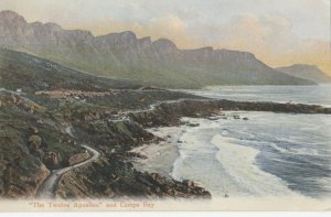 The Twelve Apostles & Camp Bay , SOUTH AFRICA , 00-10s