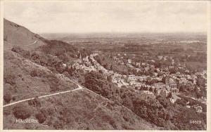 England Malvern Panorama