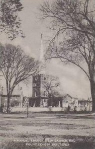 Delaware New Castle Immanuel Church