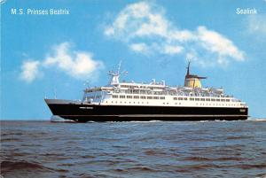 MS Prinses Beatrix - Ship