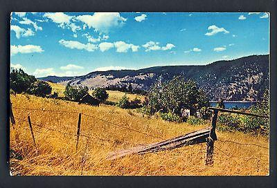 Salmon Arm, British Columbia B.C., Canada Postcard, Shushwop