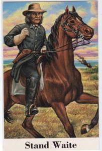Stand Waite - Confederate General